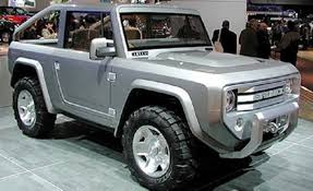 ford bronco 2017 2018 ford bronco first drive 2018 car review