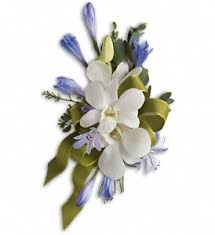 blue corsages for prom prom corsages boutonnieres delivery chicago il hyde park florist