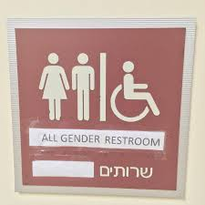 Gender Neutral Bathrooms Debate - amid national debate gender neutral bathroom installed u2013 the