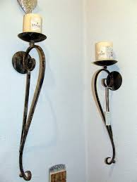 Silver Candle Wall Sconces Wall Candle Sconces Home Lighting Insight