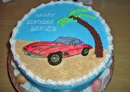 corvette birthday corvette cake on the around the in 80 cakes