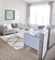 Gray And Gold Living Room by Look At This Clean And Crisp Living Room Styled By White Gold And