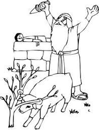 abraham coloring pages jpg 1 019 1 319 pixels education faith