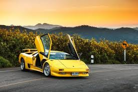 lamborghini diablo pics the agony and ecstasy of restoring a lamborghini diablo in