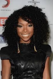 curly hairstyles for black women wavy hair for hairstyles