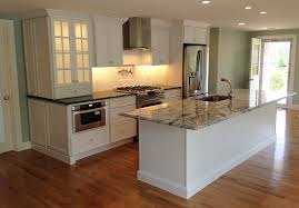 Cloud White Kitchen Cabinets by Kitchens Made To Order Custom Builder