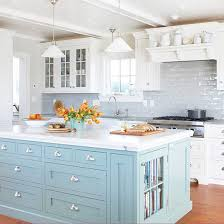 blue kitchen islands colorful kitchen islands kitchens blue kitchen island and
