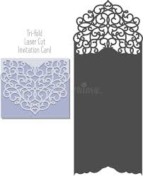 invitation wedding template laser cut envelope template for invitation wedding card stock