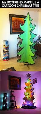 creative christmas tree lights 30 creative christmas tree decorating ideas hative