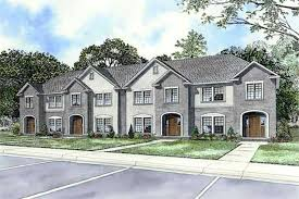 Multi Unit House Plans Multi Unit House Plans Home Design Ndg 1109 11456