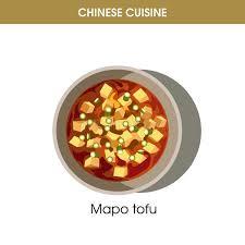 chinois pour cuisine icône traditionnelle de vecteur de nourriture de plat de cuisine de
