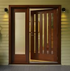 Modern Front Entry Doors In African Mahogany Chad Womack by Modern Entry Doors Home Design Health Support Us