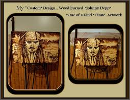 pirate home decor buy custom johnny depp pirates of the carribbean art pirate art