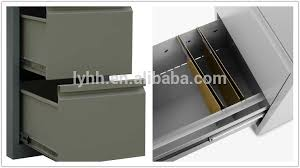 File Dividers For Filing Cabinet Durable Metal File Cabinet Dividers Plastic Vertical Office