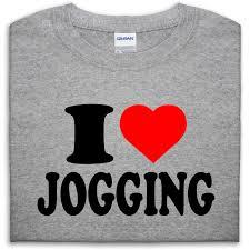 boxer dog t shirts uk i love jogging t shirt top heart gift men women boy marathon