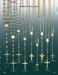 all gold rosary necklace images 14k gold rosary necklace 26 fn12 3 1 695 00 gold jewelry by jpg