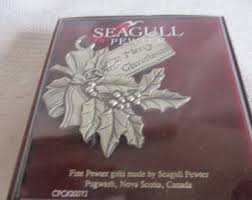 seagull pewter etsy