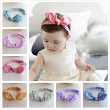 hair bands for baby girl girl hair accessories headband elastics rabbit ears headbands for