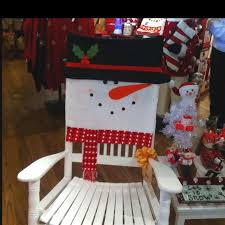 snowman chair covers 53 best cubresillas navidad images on chair covers