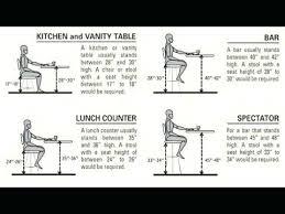 Standard Height Of Vanity Scintillating Standard Vanity Chair Height Photos Best