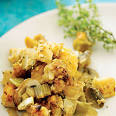 Artichoke Parmesan Sourdough STUFFING Recipe | MyRecipes.