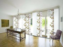 Kitchen Door Curtain Ideas Sliding Glass Doors Curtain Ideas Inspiration Idea Kitchen Sliding