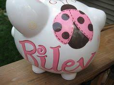 Personalized Silver Piggy Bank Vera Wang Wedgwood Silver Plate Baby Piggy Bank My Little Ones
