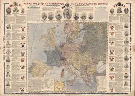 Map Of World War 1 by Theater Of World War I Maps In The National Library Of Russia