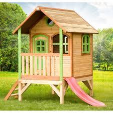maisonnette de jardin enfant cabane de jardin enfant tom axi deco