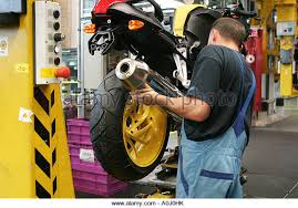 bmw motorcycle repair shops bmw factory not mini stock photos bmw factory not mini stock