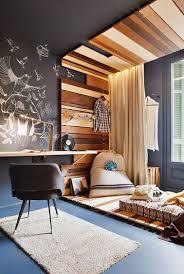 coin lecture chambre une chambre grise et bois pour votre ado fille
