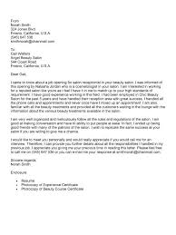 medical receptionist cover letter with no experience