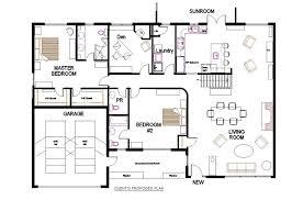 bungalow floorplans open plan bungalow floor plans traintoball