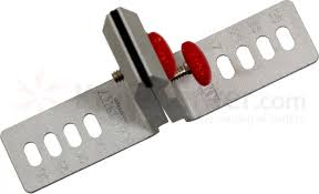 lansky multi angle knife clamp for lansky sharpening systems