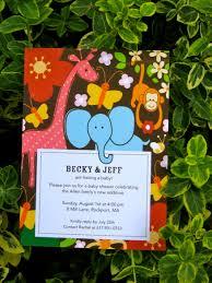 Baby Boy Monkey Theme Monkeys Elephants Giraffes U003d Absolute Adorable Baby Shower
