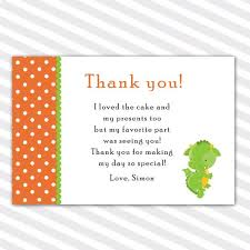 kids birthday party thank you cards 101 best party thank you cards