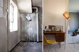 oslo wood floor lamp by northern lighting retail design blog