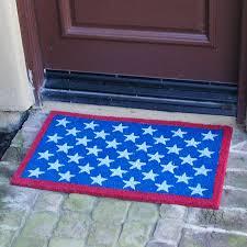 Rubber Cal Inc Wipe Your Rubber Cal Inc Patriotic American Flag Doormat U0026 Reviews Wayfair