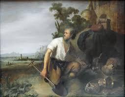 parable of the hidden treasure wikipedia