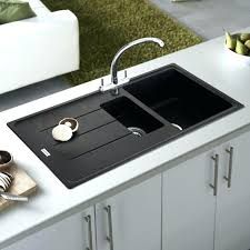 Black Glass Kitchen Sinks Black Stainless Steel Kitchen Sink Black Stainless Steel 8 Pyramis