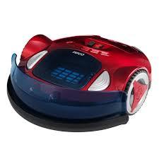pifco p28021 robotic vacuum cleaner 25 w red amazon co uk
