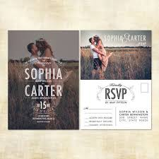wedding postcards postcard wedding invitations mes specialist