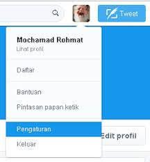 membuat widget twitter di website cara membuat timeline twitter di website cah biyen
