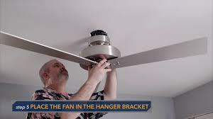 Ceiling Fans Emerson by Emerson Keane Ceiling Fan Standard Installation Cf320 Youtube