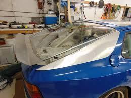 porsche 944 spoiler porsche 944 track car u2013 weight loss plan new hill garage