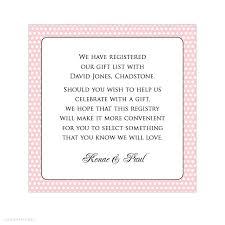 online gift registries awesome wedding invitation wording gift registry wedding