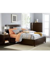 tribeca 3 pc bedroom set bed nightstand chest