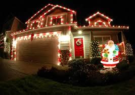 christmas lights artistic setting an outdoor light timer
