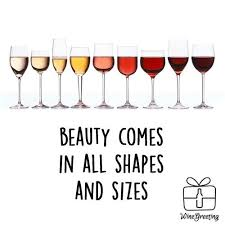 Funny Wine Memes - beauty comes in all shapes and sizes yes it does personalized