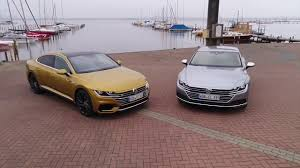 2018 volkswagen arteon r line features interior exterior new